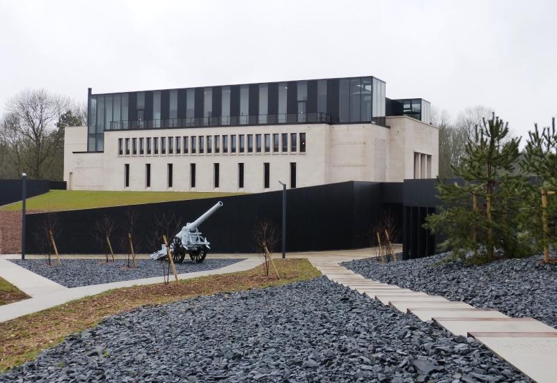 Réouverture du Mémorial de Verdun pour le Centenaire de la Bataille