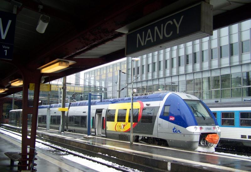 Renforcement du réseau Métrolor en Lorraine