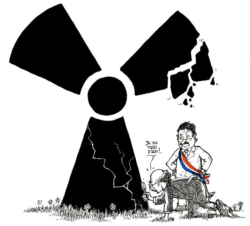 Un rapport allemand recommande de fermer immédiatement la Centrale nucléaire de Cattenom