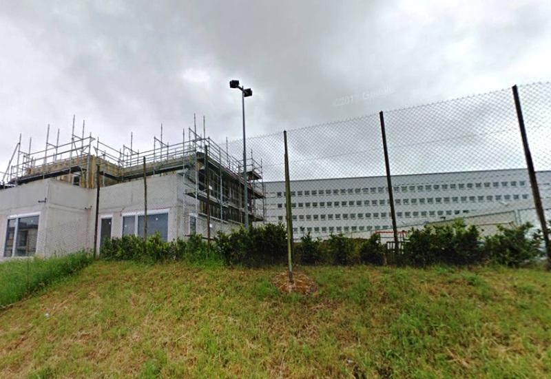 Reconstruction de l'externat du Lycée Louis Lapicque à Epinal