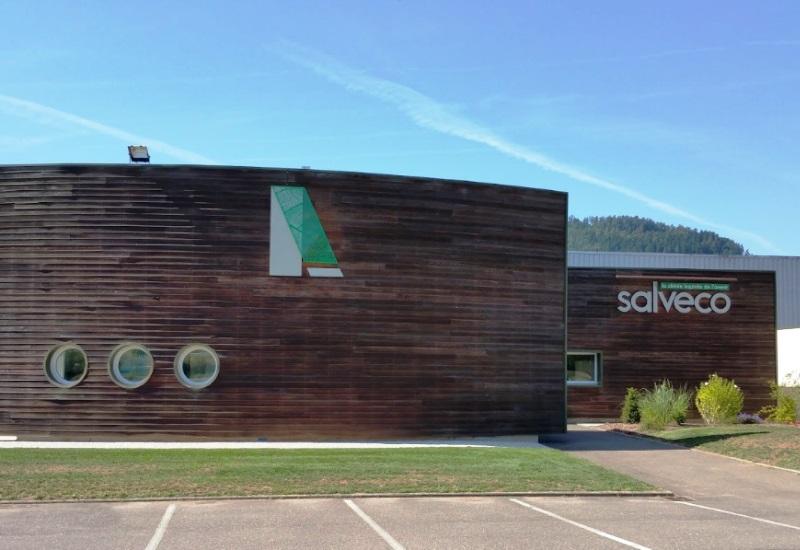 Développement de Salveco à Saint-Dié-des-Vosges