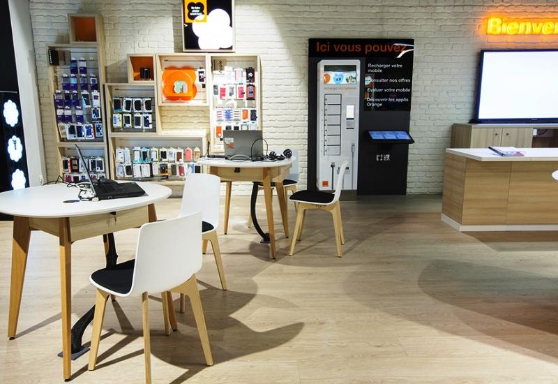 Smart Store et réorganisation chez Orange à Metz