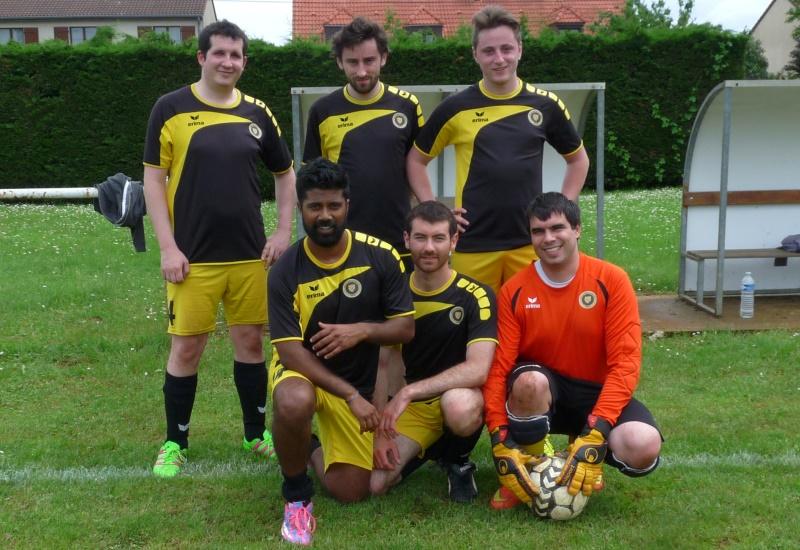 La cinquième place pour le GBL FC à Saint-Nicolas-en-Forêt