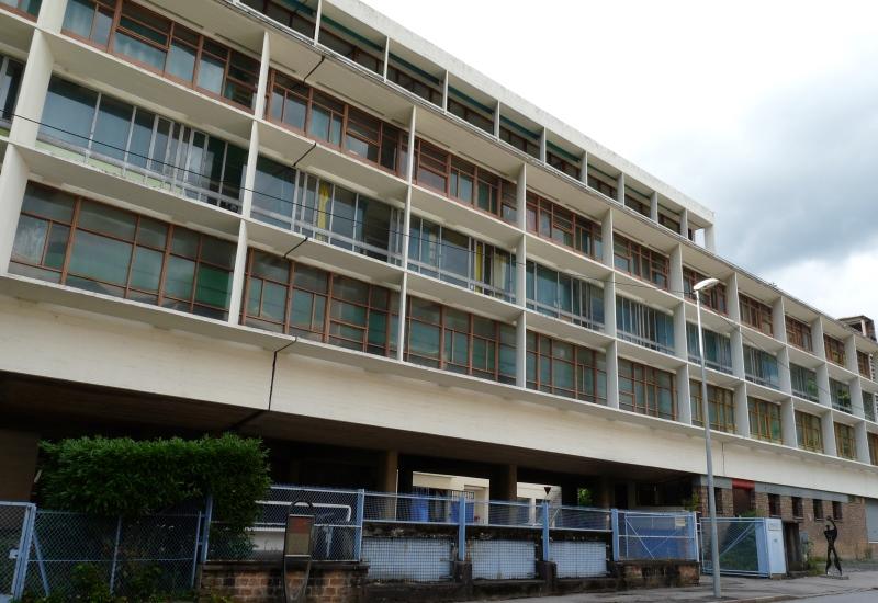 L'usine Le Corbusier de Saint-Dié-des-Vosges classée par l'UNESCO !