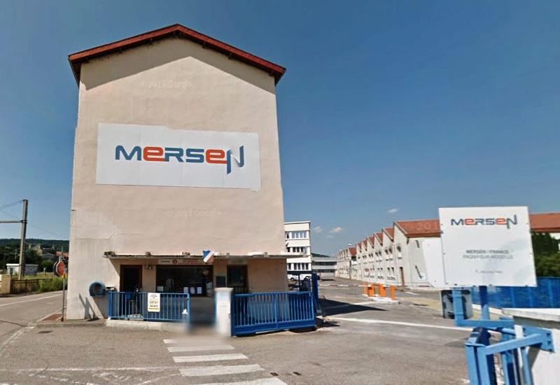 50 postes supprimés chez Mersen à Pagny-sur-Moselle