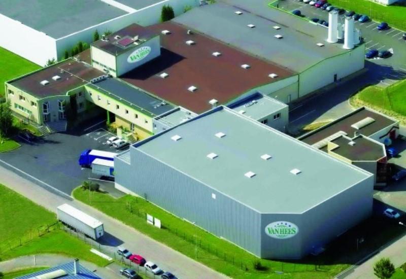 Investissements et croissance de Van Hees à Forbach