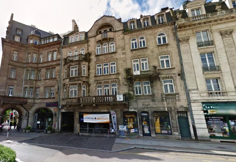 Réhabilitation d'une bâtisse de caractère dans le Quartier Impérial à Metz