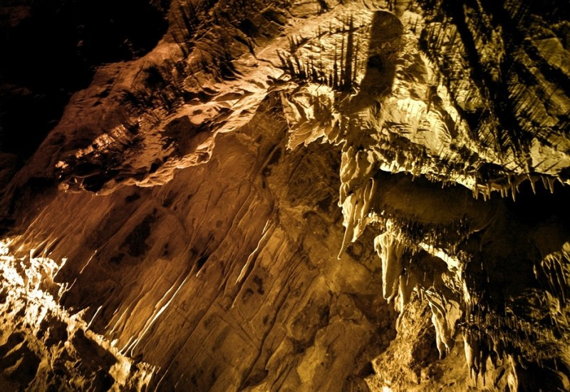 Découverte de la Grotte diaclase d'Audun-le-Tiche