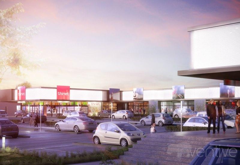 Création du premier Food Place de Thiriet à Metz-Actisud