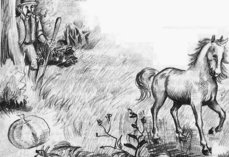 Un Conte de Fraimbois en langue régionale : L'û(f) de polain