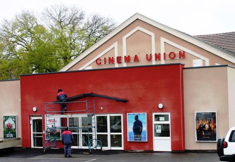 Nouvel espace d'accueil au cinéma Union d'Ars-sur-Moselle