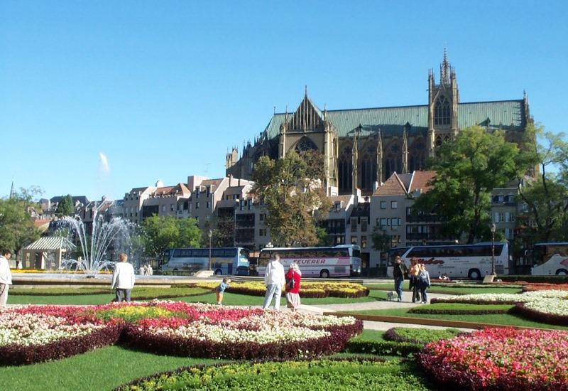 Metz deviendra aussi une métropole