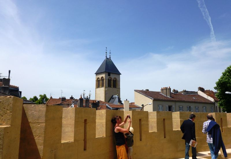 Restauration de l'église Saint-Eucaire à Metz