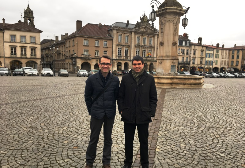 Législatives 2017 : Frédéric Thomas en lice pour le Parti Lorrain dans la 6ème circonscription de Meurthe-et-Moselle
