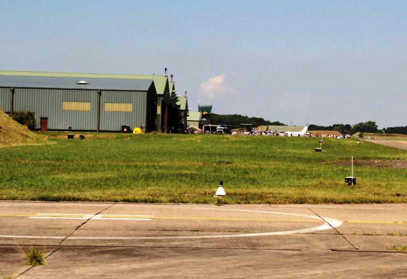 Implantation du Groupe Gocel sur l'ancienne BA 128 de Metz-Frescaty