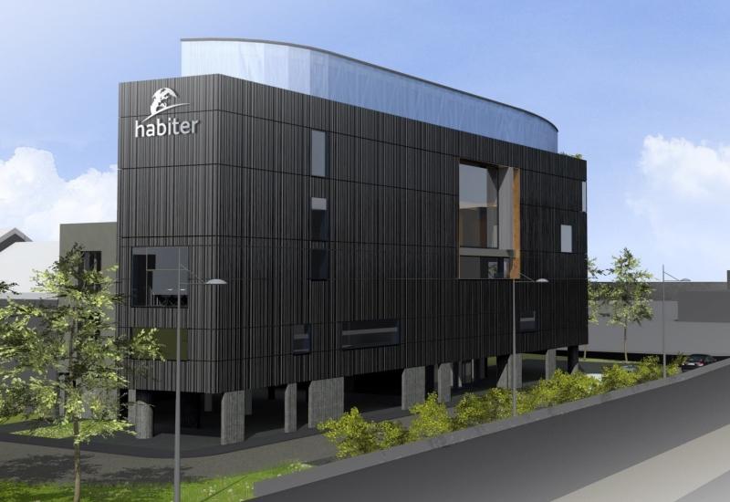 Habiter Promotion se construit un nouveau siège à Diddenuewen