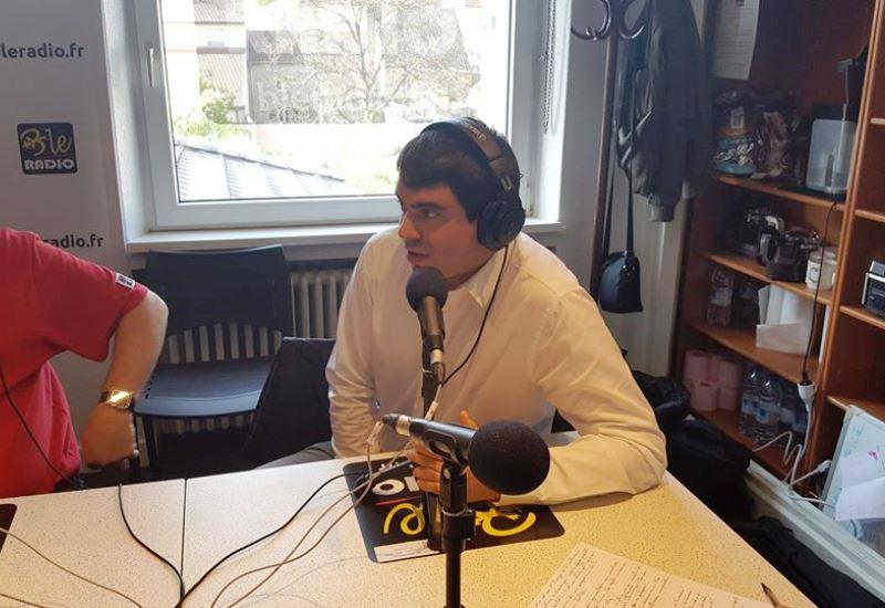 Thomas Riboulet : « Avec BLE Radio, le Groupe BLE Lorraine dispose d'un potentiel sans limite »