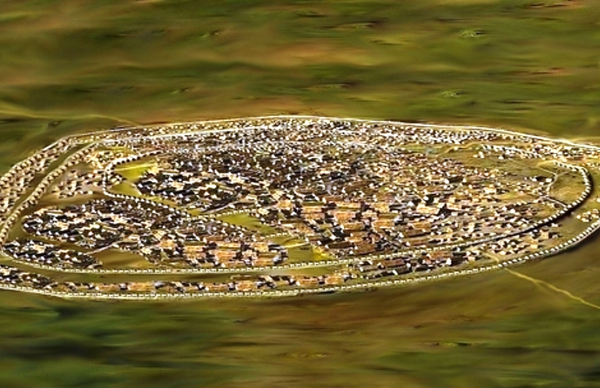 Découverte d'un site archéologique exceptionnel à Bure