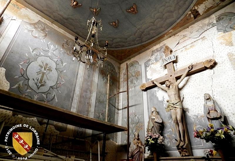 La Chapelle du Calvaire de Clérey-sur-Brénon