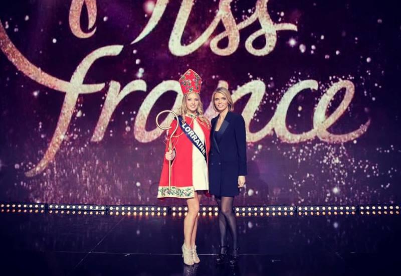 Miss Lorraine remporte le concours du plus beau costume régional