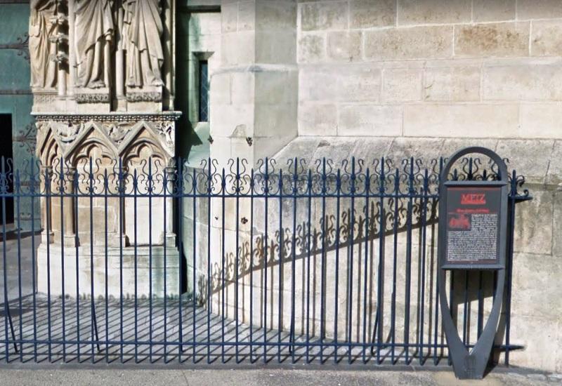 De la gestion des panneaux touristiques à Metz