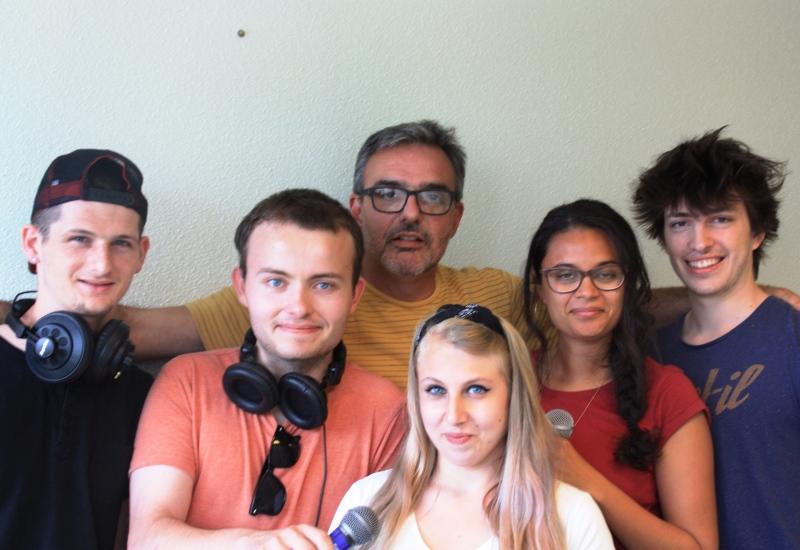 Garantie Jeunes On Air à Saint-Dié-des-Vosges