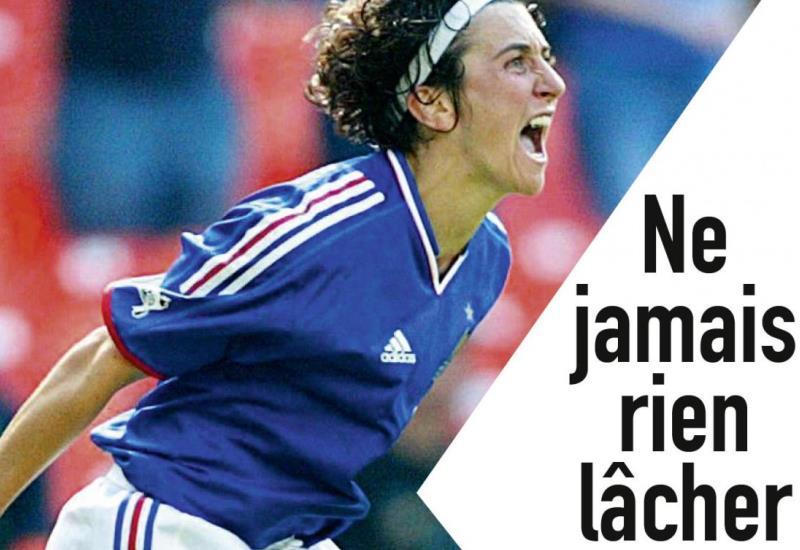 Marinette Pichon : « Si je n'avais pas eu le foot, je serai devenue une délinquante »