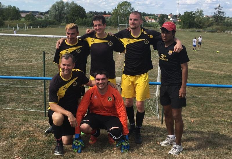 Le GBL FC termine avec les honneurs à Insming