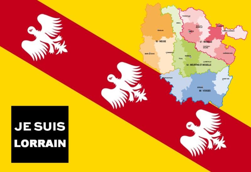 Un écho globalement favorable à une fusion des quatre départements lorrains