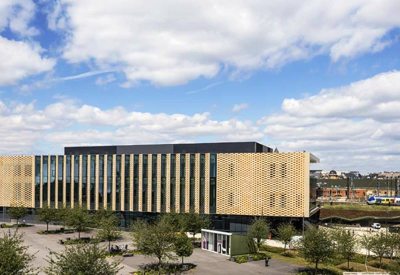 Le Centre des Congrès Robert Schuman pour faire rayonner Metz