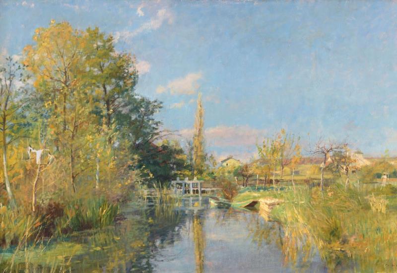 Conférence sur le peintre lorrain Charles de Meixmoron de Dombasle