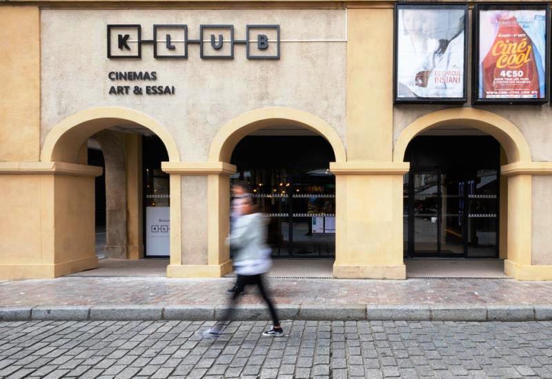 Le cinéma Klub de Kinepolis a ouvert à Metz
