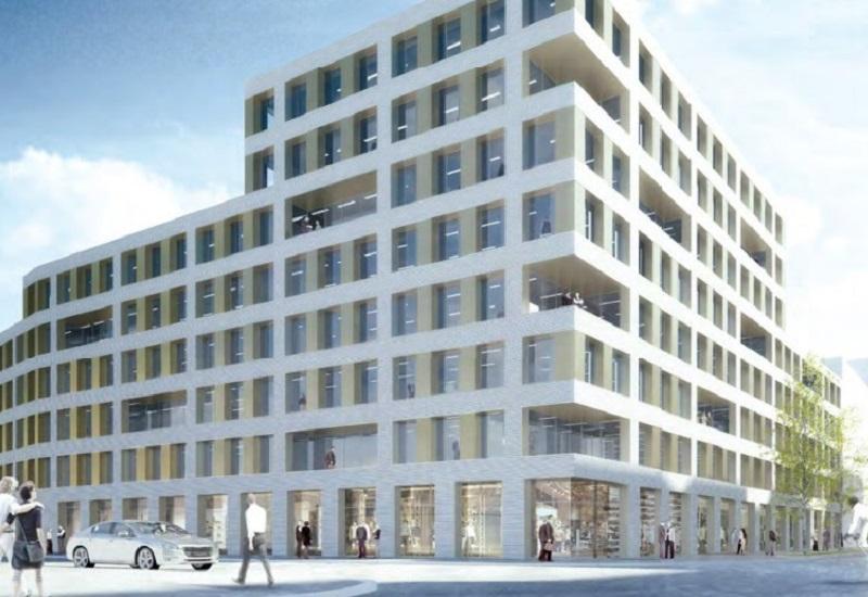 La CPAM de la Moselle s'offre un nouveau dans le Quartier de l'Amphithéâtre à Metz