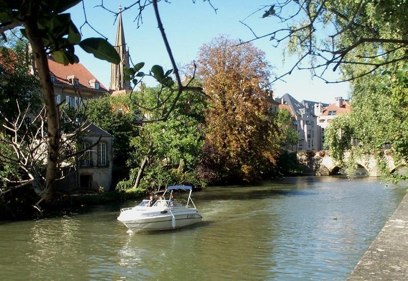 Metz est la quatrième meilleure destination touristique européenne de l'année