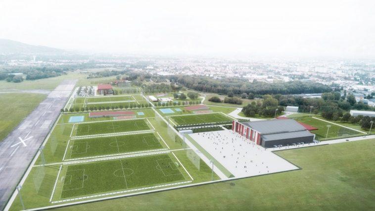 centre entrainement Frescaty FC Metz