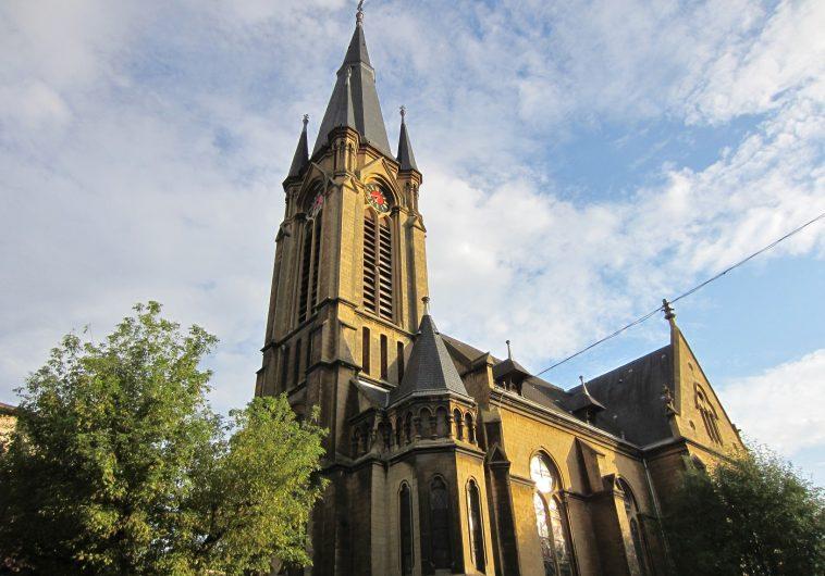 temple protestant Montigny-lès-Metz