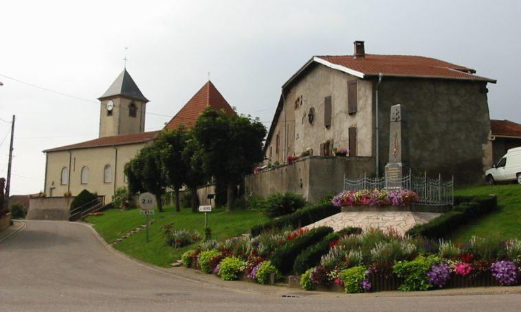 village Fraimbois