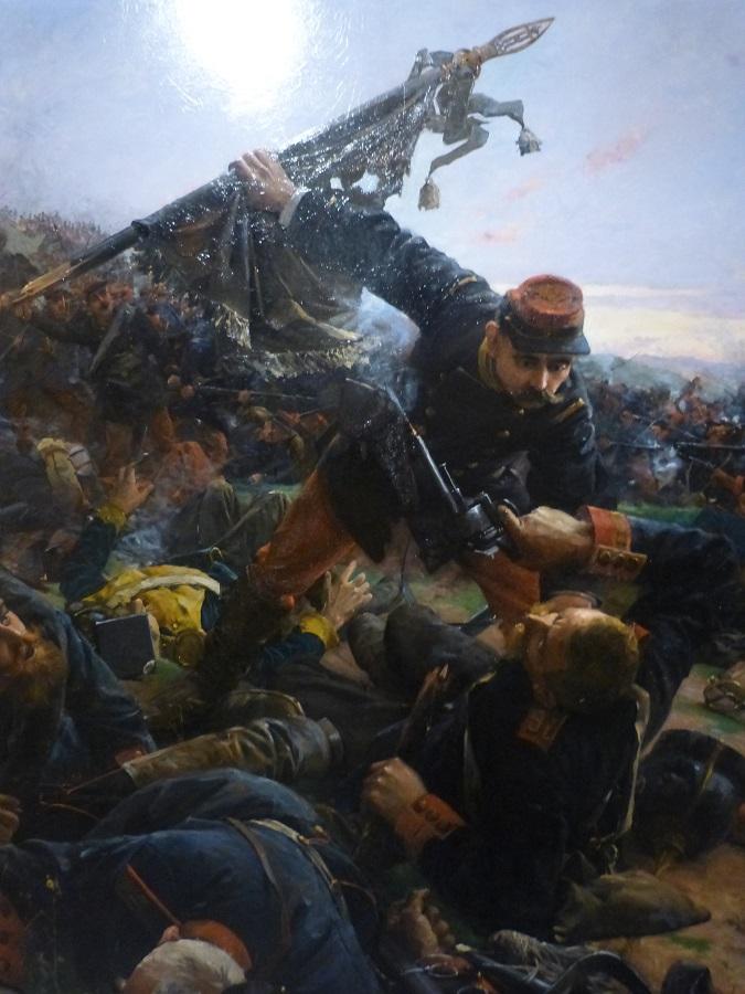 soldats français 1870