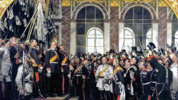 Reich galerie des glaces Versailles
