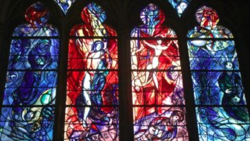 vitraux Chagall