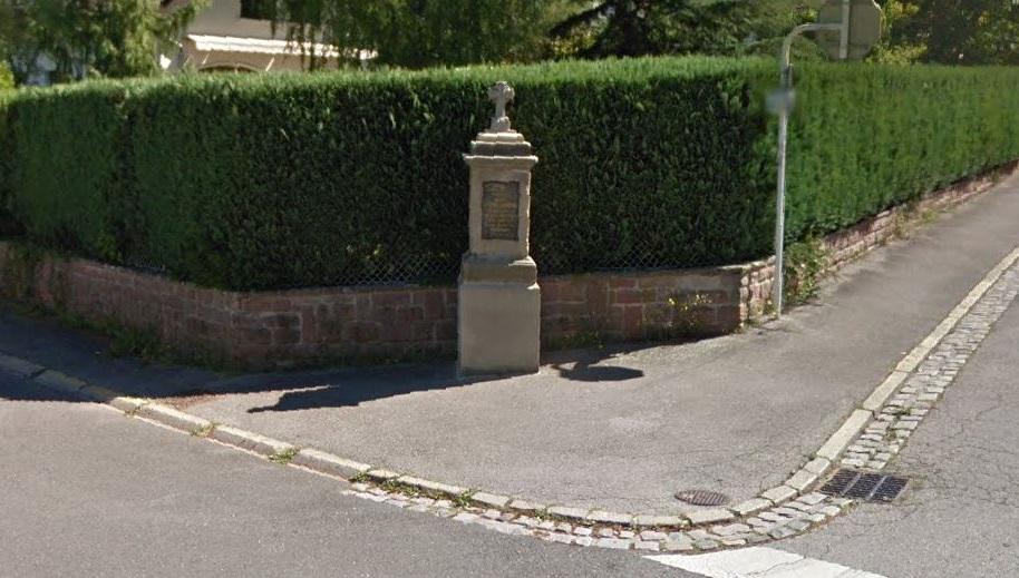 croix Saint-Dié-des-Vosges
