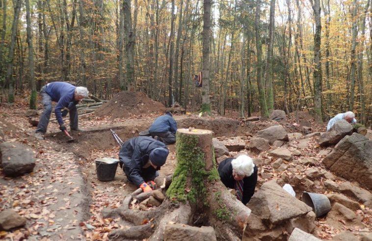 fouilles Vasperviller