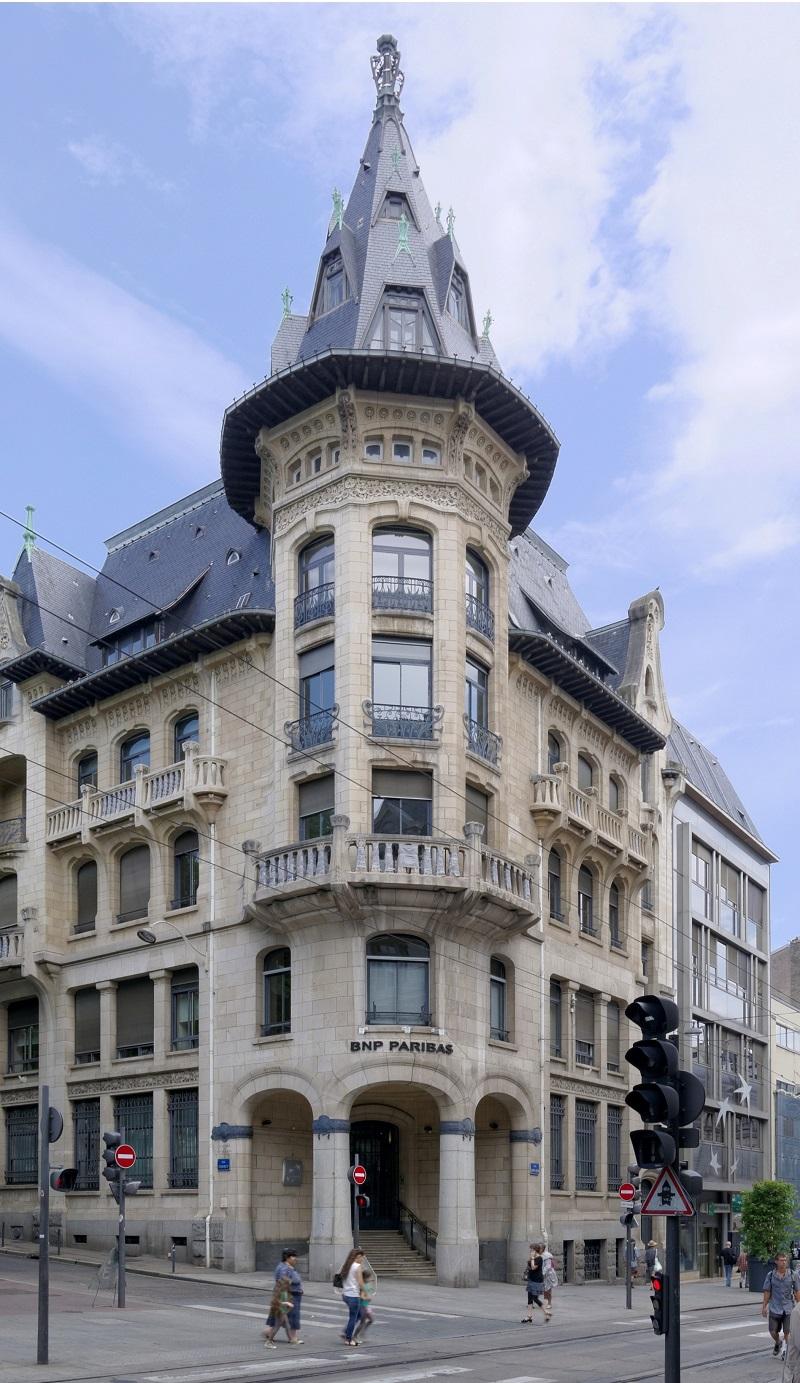 Banque Charles Renauld Nancy