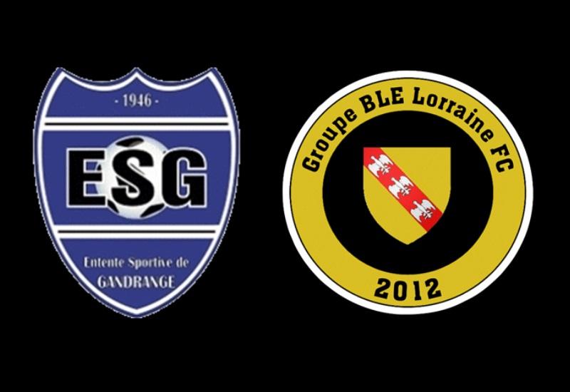 FD ES Gandrange vs GBL FC